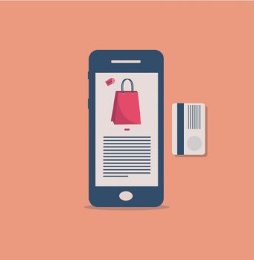 e-commerce sur mobile