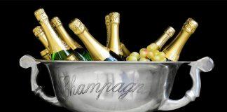 consommation de Champagne