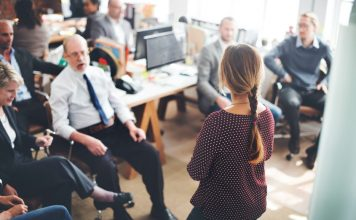 Leadership dans une entreprise