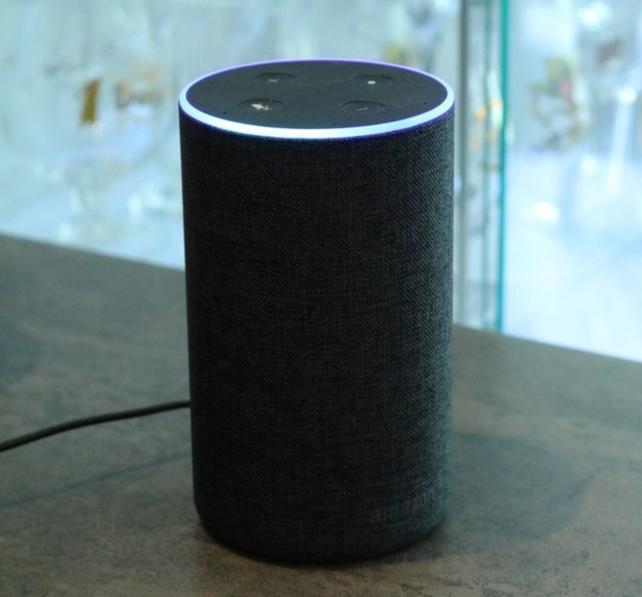 Alexa d'Amazon