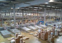 Logistique d'Amazon