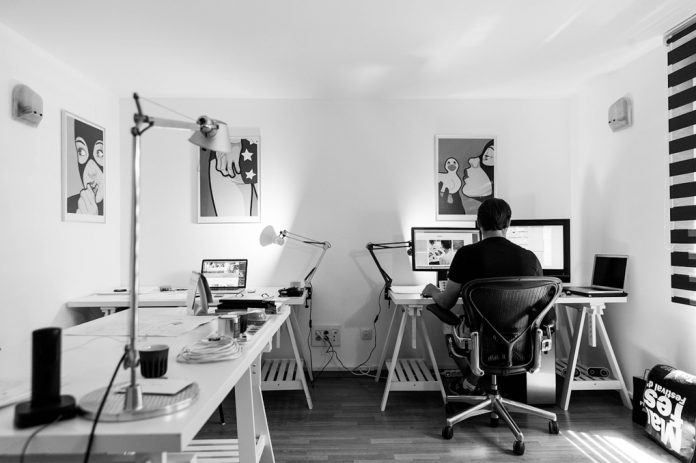 entrepreneur sur le Web