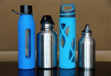 bouteilles réutilisables promotionnelles